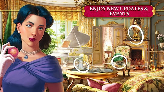 The Secret Society – Hidden Objects Mystery Mod Apk Download For Android and Iphone 6