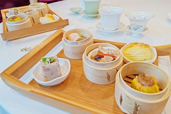 華泰王子大飯店「九華樓」港點集~用餐環境優雅舒適.一個人也可獨享粵式輕奢華的美味