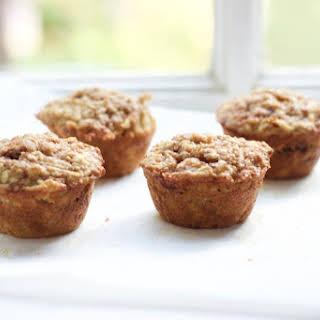 Healthy Oatmeal Cinnamon Muffins Recipes.