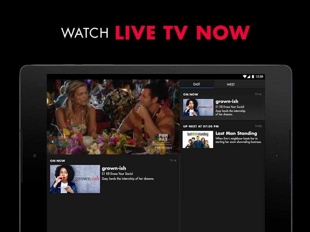 Freeform – Stream Full Episodes, Movies, & Live TV screenshots