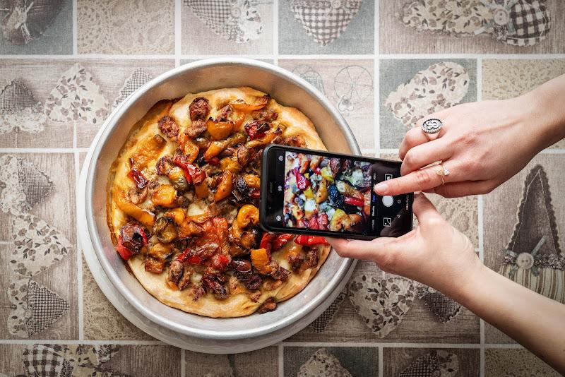 questa pizza merita una foto... di lurick