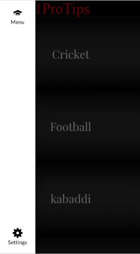Dream11 Pro Tips(Cricket+Football+Kabaddi) 1.0 screenshots 2
