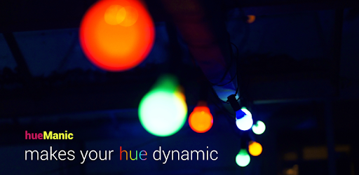 huemanic relax or party with dynamic light scenes apps on google play