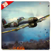 Game Real Air Fighter Combat 2018 APK for Kindle