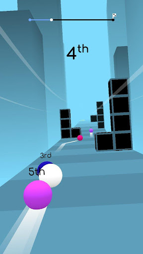 Balls Racing:Roll screenshot 3