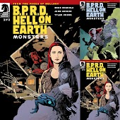 B.P.R.D. Hell on Earth: Monsters
