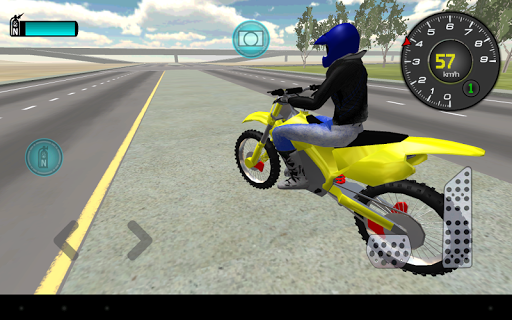 玩免費模擬APP|下載摩托车驾驶3D app不用錢|硬是要APP