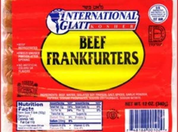 Battered Franks Recipe
