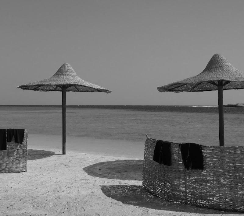 spiaggia egiziana di siria