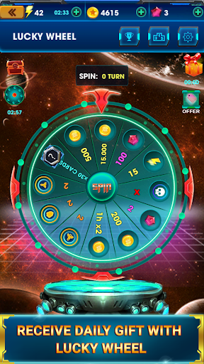 galaxy space shooter - space shooting (squadron) screenshot 3