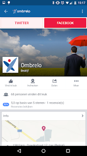 Ombrelo- screenshot thumbnail