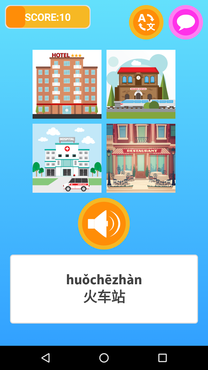 Learn Chinese Mandarin Language Pro Screenshot 0