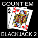 Count'em Blackjack 2 icon
