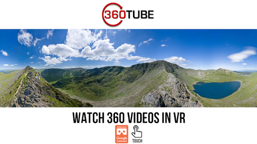 360TUBE–VR apps games videos