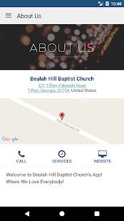 Beulah Hill Baptist Church - náhled