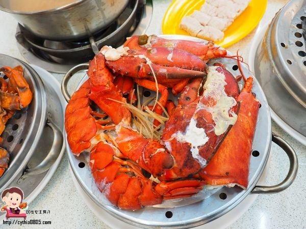 新北市永和-二月牌沙茶爐-生猛海鮮新鮮煮,扁魚湯頭好甘甜 (邀約)