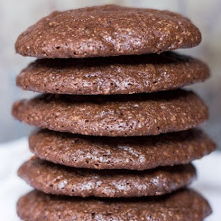 Dark Chocolate Quinoa Cookies Video