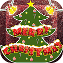 Merry Christmas Stickers App icon