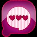 Easy SMS Valentine'sDay theme icon