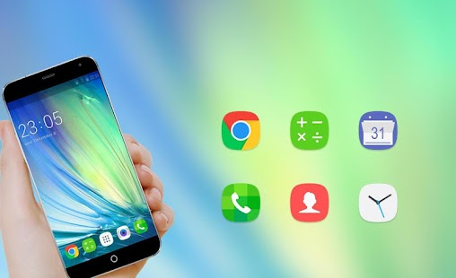 Theme for Galaxy J2 Pro HD - náhled