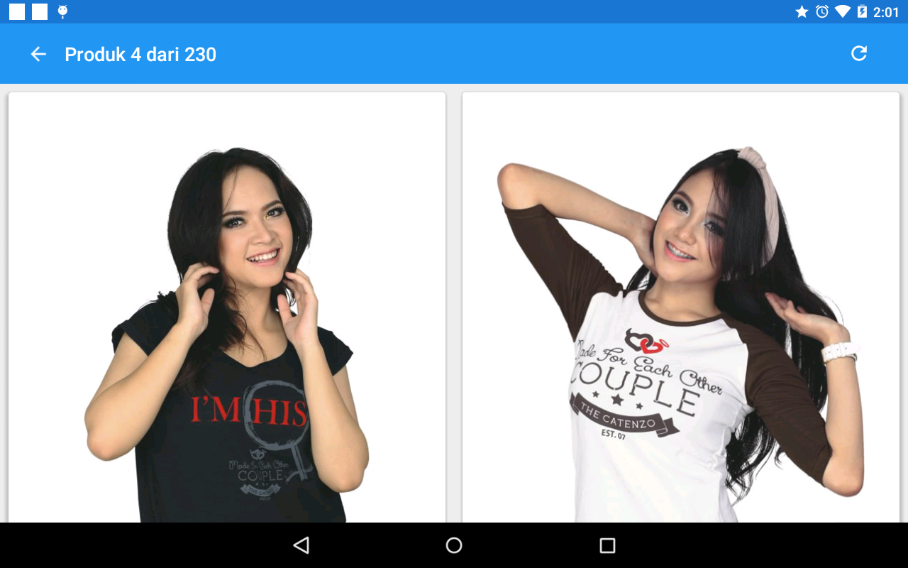 Baju Indonesia- screenshot
