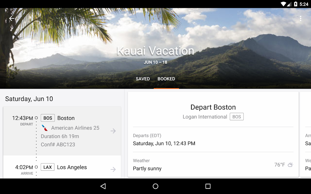 #20. KAYAK Flights, Hotels & Cars (Android)