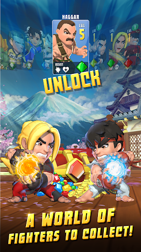 Puzzle Fighter 2.3 screenshots 2