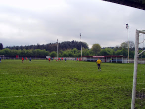 Photo: 30/04/05 v Blackpool Mechanics (NWCL2) - contributed by Mike Latham