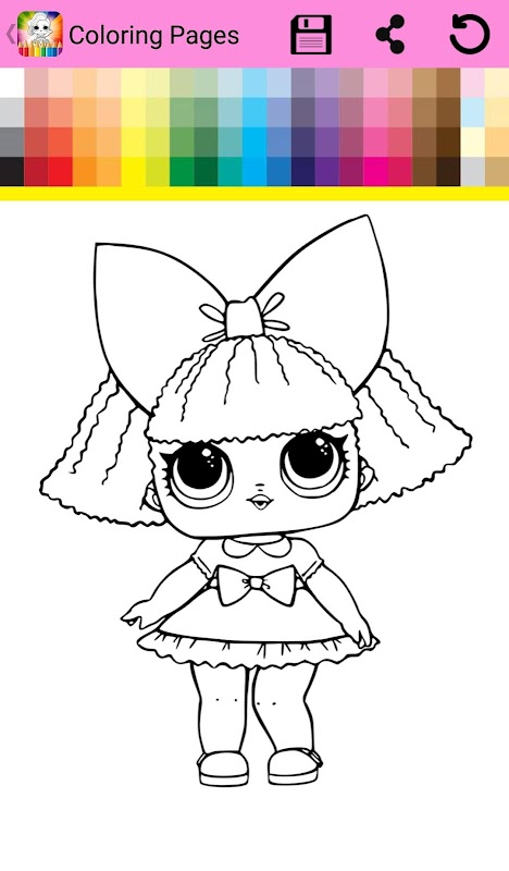 Download Surprise Lol Dolls Coloring Book By Mazda Games Apk Latest