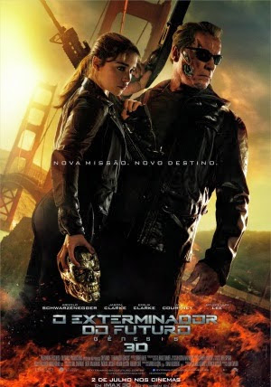 Baixar  O Exterminador do Futuro   Gênesis   Dublado e Dual Audio e Legendado   BDRip XviD e RMVB Download