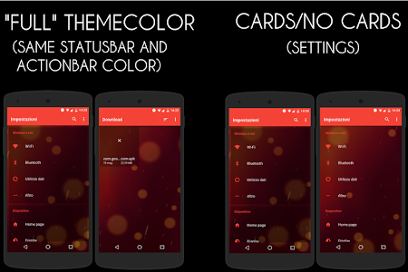 [Substratum] Transparent Theme v5.8