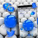 3D Balls Launcher Theme icon