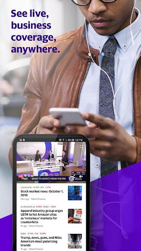 Yahoo Finance screenshot 3