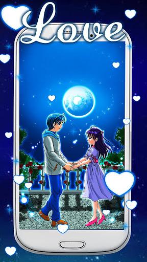 Blue Love Live Wallpaper Apk Download Apkpureco