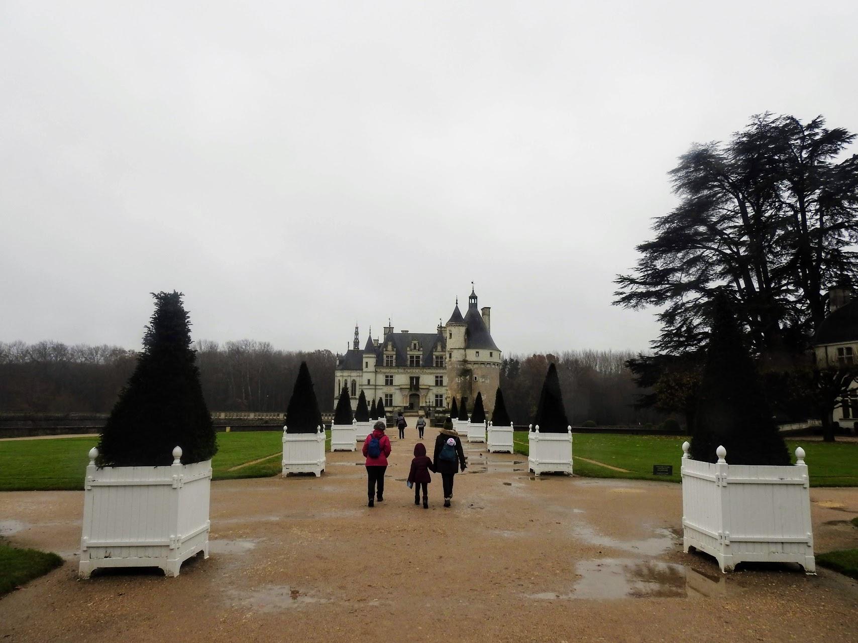 Castillos del Loira. Castillo de Chenonceau