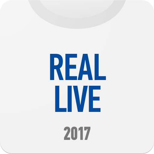 Real Live 2017 — unofficial app for R. Madrid Fans