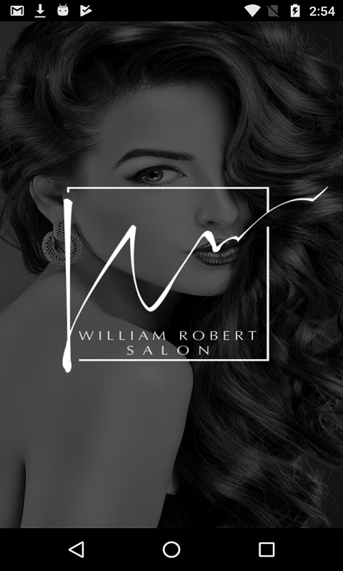 William Robert Salon- screenshot