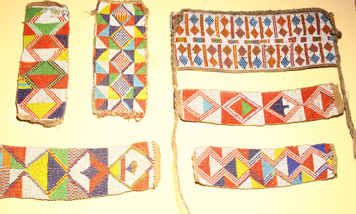 Akamba beadwork collection