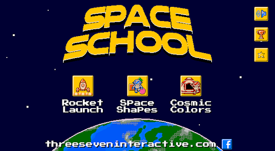 Space School- screenshot thumbnail