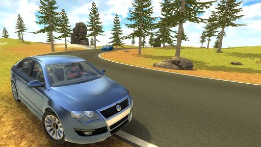 Code Triche Passat Drift Simulator 2 APK MOD screenshots 4