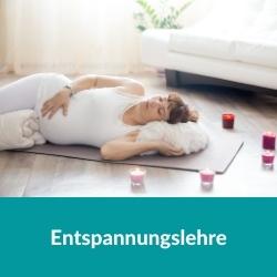 Prenatal Yoga Entspannungslehre