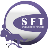 Sales force tracker app