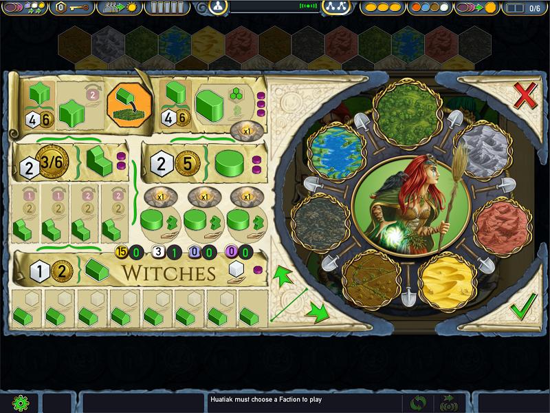 Terra Mystica Screenshot 7