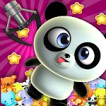 Panda Stuffed Animal Claw Game Icon