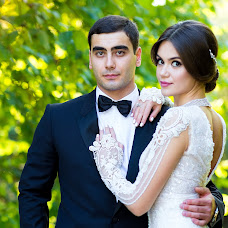 Wedding photographer Azret-Ali Afov (Aliusvox). Photo of 23.10.2017