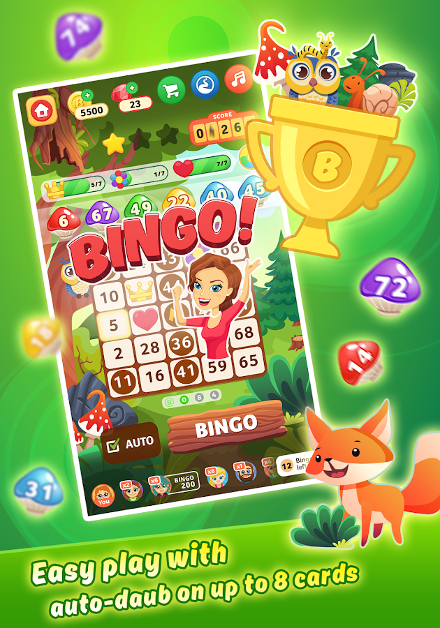 Join Pop Bingo Arcade Game Online at Casino.com South Africa