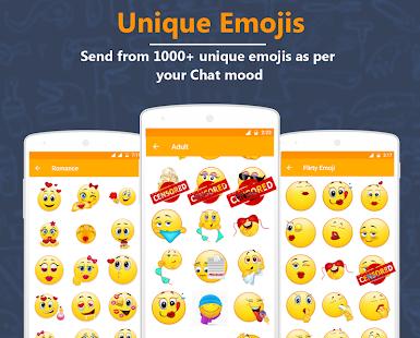 Flirty emoji : adult stickers - dirty emoji