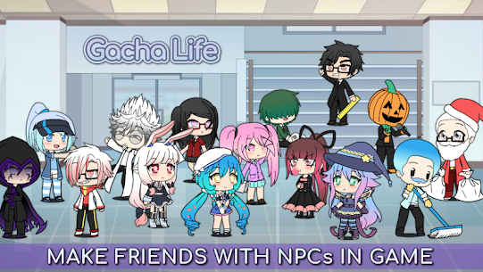 Gacha Life App Download For Android and iPhone 5