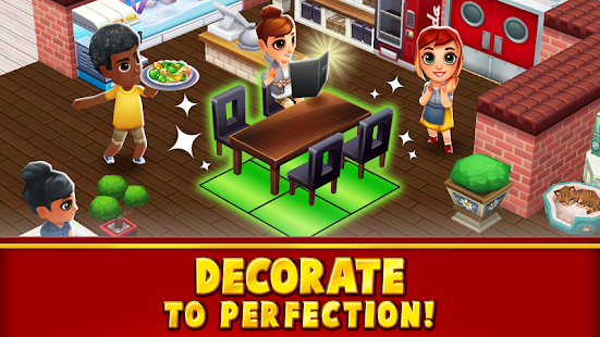 Game Food Street - Restaurant Management & Food Game APK for Windows Phone