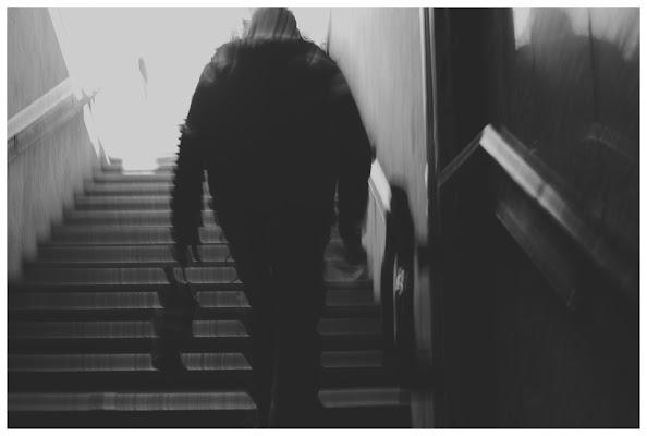 Fantasmi in metropolitana di ZERRUSO